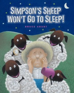 Simpson's Sheep front cover