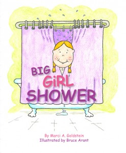 Big Girl Shower cover