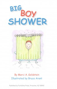 Big Boy Shower cover