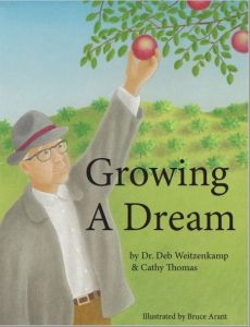 Growing a Dream cover