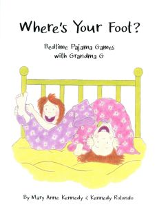 Where's Your Foot? cover